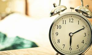 Làm thế nào để dậy sớm