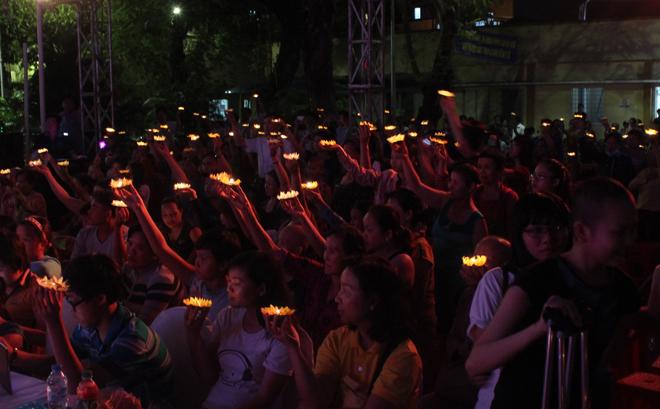 1.000 ngọn nến thắp sáng ước nguyện bệnh nhi ung thư