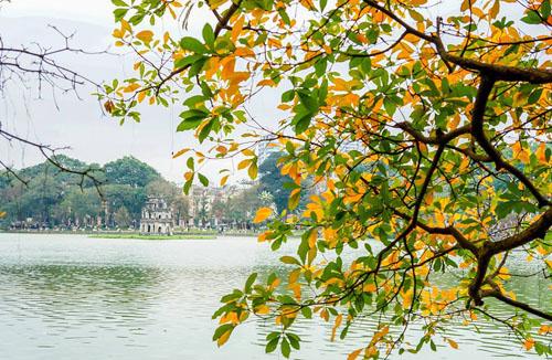 Thủ đô Hà Nội. Ảnh: Ngọc Tùng.
