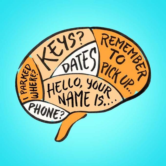Cách đơn giản kiểm tra trí nhớ