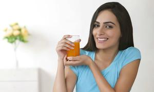 Công thức pha nước uống giảm cân tại nhà
