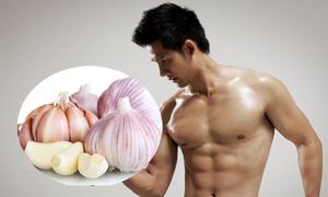Nam giới ăn nhiều tỏi có thể bị vô sinh