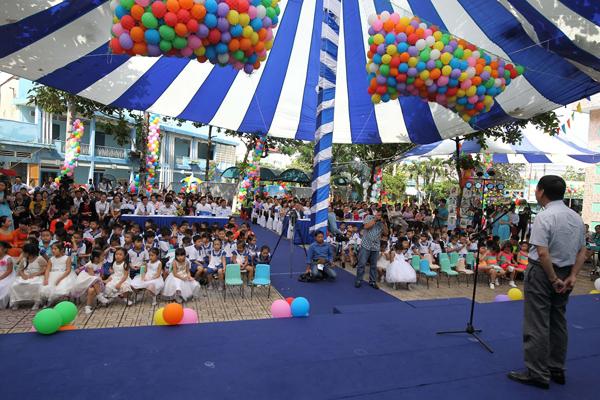 Nhân dịp Ngày Sữa học đường Thế giới (28/9) do Tổ chức Nông Lương của Liên Hợp Quốc khởi xướng, Công ty Vinamilk vừa phối hợp với UBND và Sở Giáo dục tỉnh Đồng Nai tổ chức lễ phát động chương trình Sữa học đường năm học 2016-2017, tại trường mầm non An Bình (thành phố Biên Hòa).