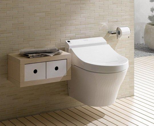 Mỗi gia đình nên có ít nhất một nhà vệ sinhđạt chuẩn.