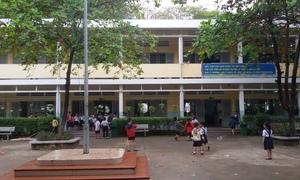 16 em bé mắc bệnh quai bị ở trường tiểu học Sài Gòn
