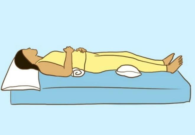 Thay đổi nhỏ trong tư thế ngủ phòng 9 bệnh thường gặp