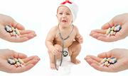 Những trẻ dễ bị kháng thuốc kháng sinh