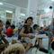 Hàng trăm trẻ nằm viện vì sốt xuất huyết vào mùa