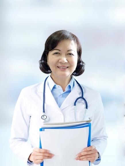 Bác sĩ Nguyễn Thị Hồng Minh - nguyên Giám đốc Trung tâm Tư vấn Sức khỏe Sinh sản, Bệnh viện Phụ sản Trung ương.