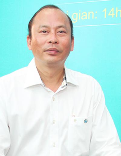 Thạc sĩ, bác sĩ Lê Quang Thanh. Ảnh: Hà Mai