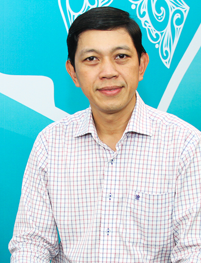 Tiến sĩ, bác sĩ Trần Đặng Ngọc Linh - Phó chủ nhiệm bộ môn ung thư, Đại học Y Dược TP HCM. Ảnh: Hà Mai