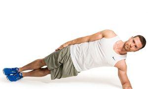 25 kiểu plank giúp phái mạnh săn chắc cơ thể