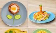 Bữa sáng đẹp mắt đủ dinh dưỡng chỉ tốn 5 phút