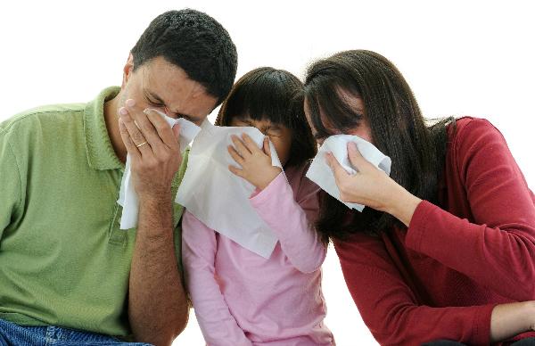 Tháng 7 đến tháng 12 là thời điểm dễ mắc cúm nhất trong năm. Ảnh: istock.