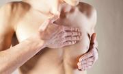 Trải nghiệm lần đầu khám ung thư vú của một người đàn ông