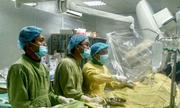 Bác sĩ Sài Gòn phối hợp An Giang hồi sinh cụ ông tắt thở