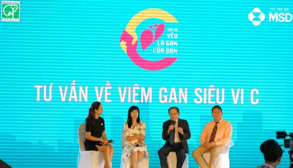 Hội Gan mật Việt Nam tổ chức chiến dịch Yêu lá gan của bạn.