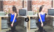Cách tập cơ bụng săn chắc không cần rời khỏi bàn làm việc