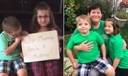 Hai đứa trẻ quay video 'xin thận để ghép cho mẹ'