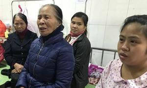 Người thân 4 bé sơ sinh Bắc Ninh bàng hoàng nhận tin con mất