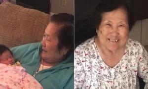 Bài hát ru của bà ngoại mất trí khiến người xem nghẹn ngào
