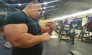 Chế độ tập luyện và ăn kiêng của 'Khổng lồ xanh xứ Hàn'