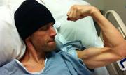 Người đàn ông tuyên bố đánh bại ung thư nhờ ăn chay