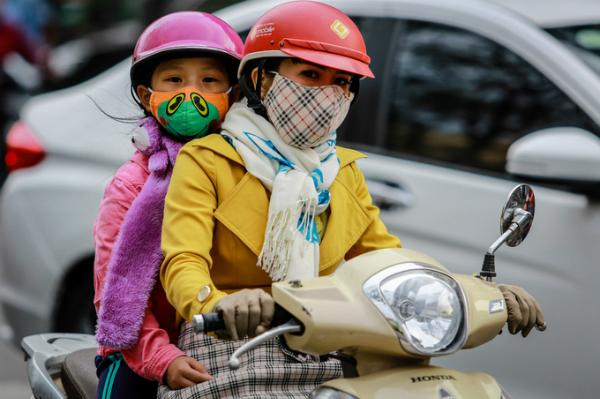 Sai lầm thường gặp của người lớn khi giữ ấm cho trẻ