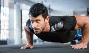 13 động tác plank giúp nam giới giảm mỡ bụng