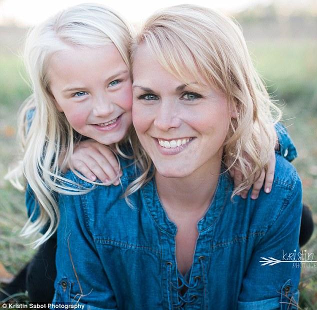 Heather và con gái, Ảnh: KS.
