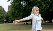 Phụ nữ hạnh phúc nhất ở tuổi 85