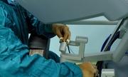 Robot phẫu thuật ung thư tuyến tiền liệt