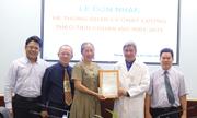 Bệnh viện đầu tiên năm 2018 đạt chứng nhận ISO