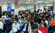 Hàng trăm người Hà Nội tình nguyện hiến máu để cứu bệnh nhân