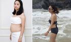 Bà mẹ 70kg quyết giảm cân để giữ 'lửa' phòng the