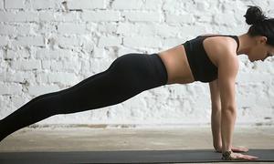 5 phút tập yoga cho cơ thể tràn đầy năng lượng