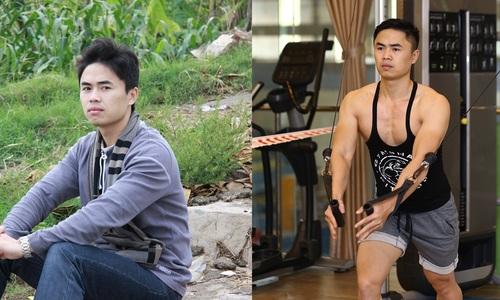 Chàng trai có trái tim bên phải sống khỏe nhờ khổ luyện gym