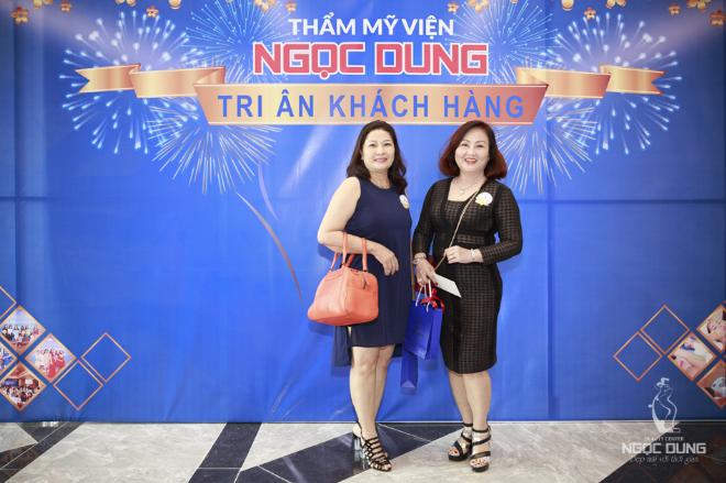 Đại diện Ngọc Dung hy vọng trong năm Mậu Tuất 2018, chi nhánh Biên Hòa sẽ trở thành điểm đến để phái đẹp tận hưởng các dịch vụ làm đẹp cao cấp, giữ gìn dung nhan đẹp mãi với thời gian.