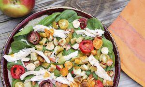 Cách làm 2 loại salad rau tươi ăn giảm cân