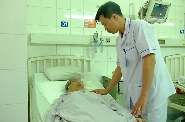 Cụ bà 97 tuổi được can thiệp tim thành công