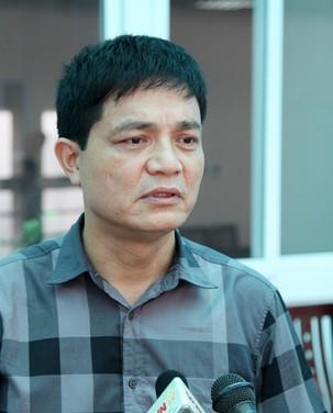 Ông Nguyễn Thanh Phong, Cục trưởng Cục An toàn thực phẩm, Bộ Y tế.