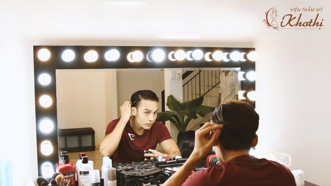 Rụng tóc, hói đầu là vấn đề nam giới thường gặp phải.
