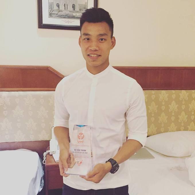 Cơ bắp vạm vỡ của các cầu thủ U23 Việt Nam