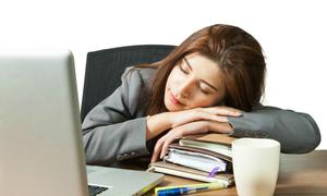 Tại sao ngủ trưa mà vẫn mệt mỏi?