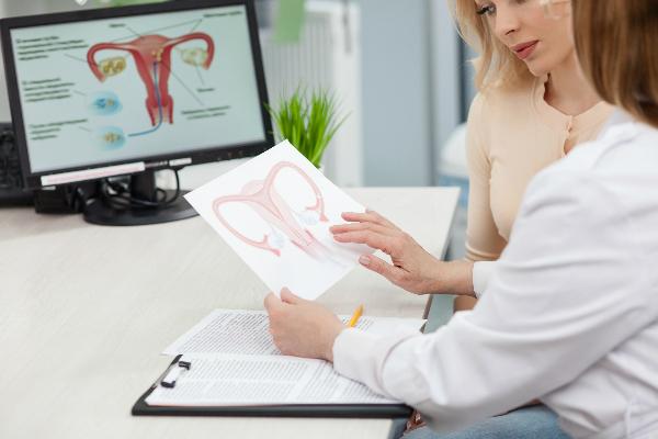 Nhiều trường hợp phát hiện ở giai đoạn muộn phải phẫu thuật cắt bỏ cơ quan sinh sản. Ảnh: NIH