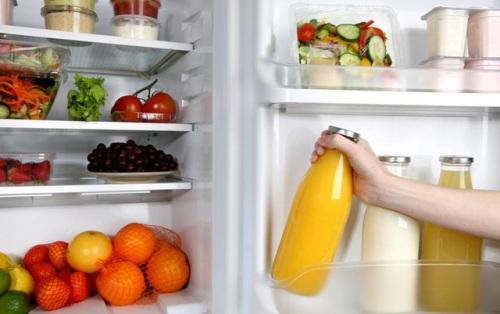 Cách bảo quản thực phẩm an toàn trong ngày Tết.