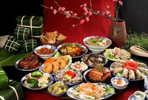 Thói quen ăn uống ngày Tết 'lợi ít hại nhiều'