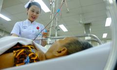 Hơn 210.000 người vào viện cấp cứu dịp Tết
