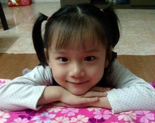 Câu chuyện hiến tặng lại giác mạc khi qua đời của bé Hải An khiến nhiều người xúc động. Ảnh: Facebook bác sĩ Phạm Việt Hương, Bệnh viện K.