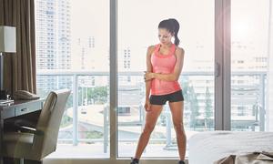 Bài cardio làm săn chắc cơ thể để tự tin diện bikini